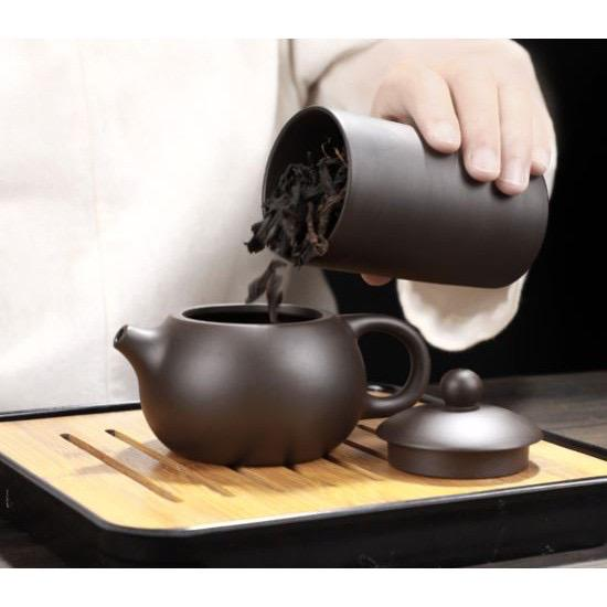 Travel tea set one teapot four cups portable chinese tea cup sets gift