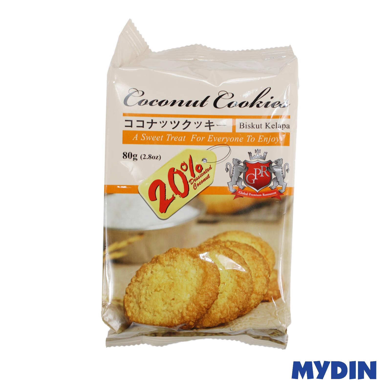 GPR Coconut Cookies 80g