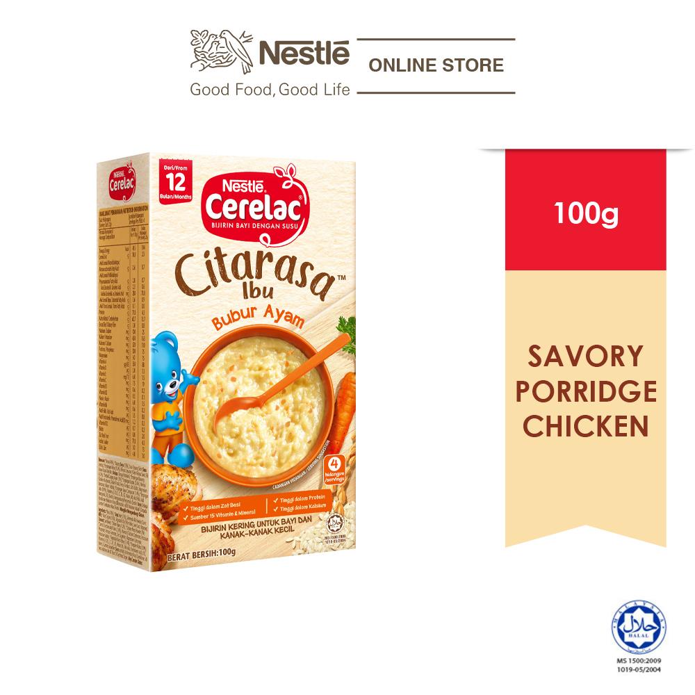 Nestle Cerelac Porridge Chicken 100g