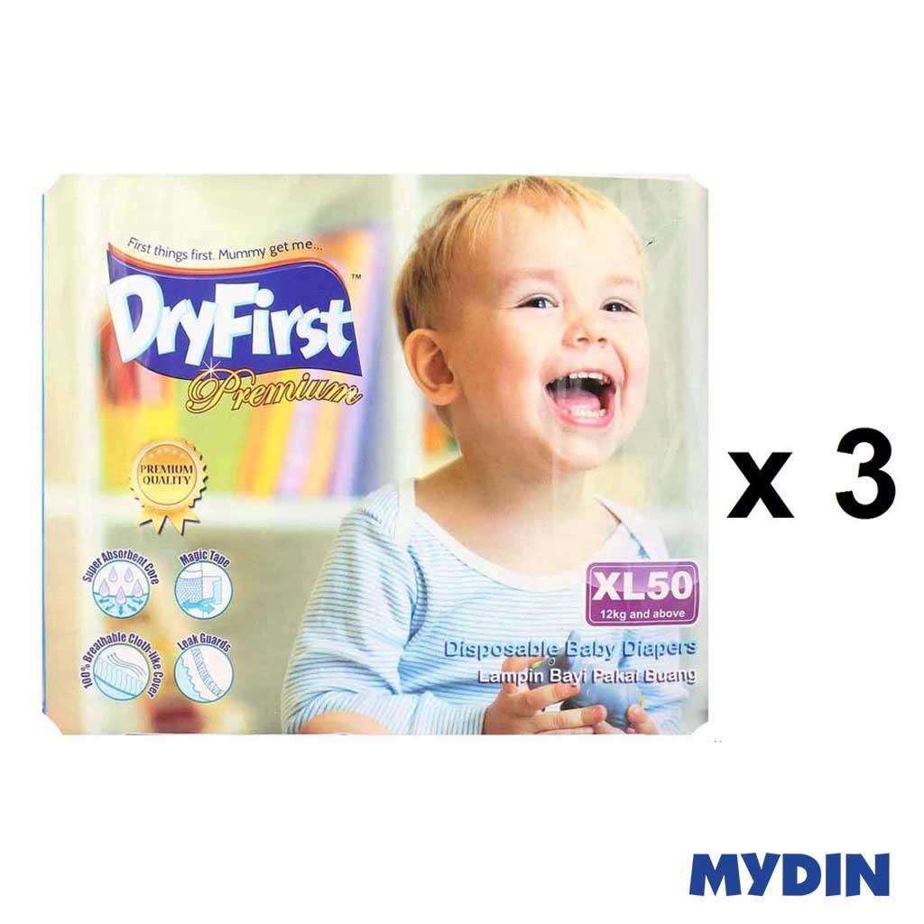 Dryfirst Premium Mega XL50 (3 Pack)