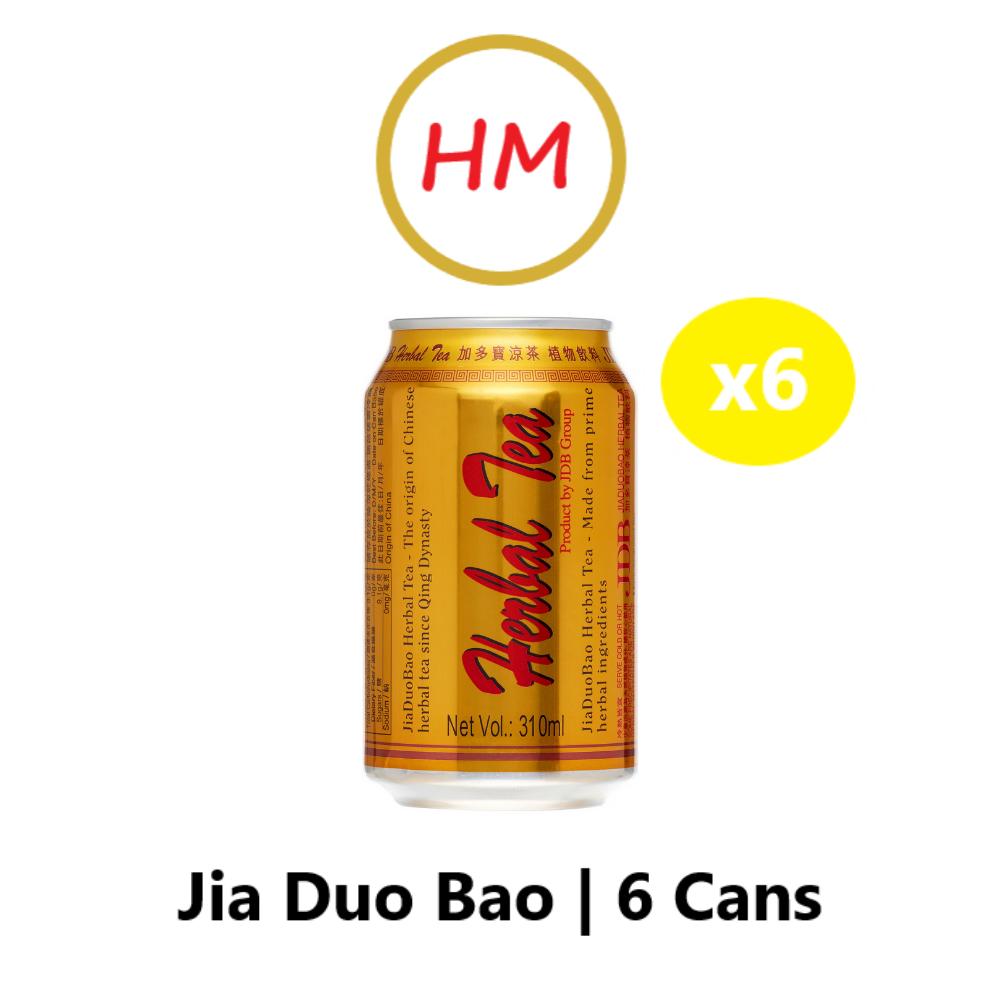 Jia Duo Bao Herbal Tea (6 x 310ml)