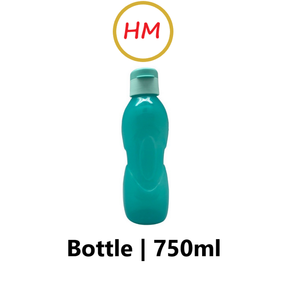 La Gourmet Pack to go 750ml Hydrating Bottle - Turquoise
