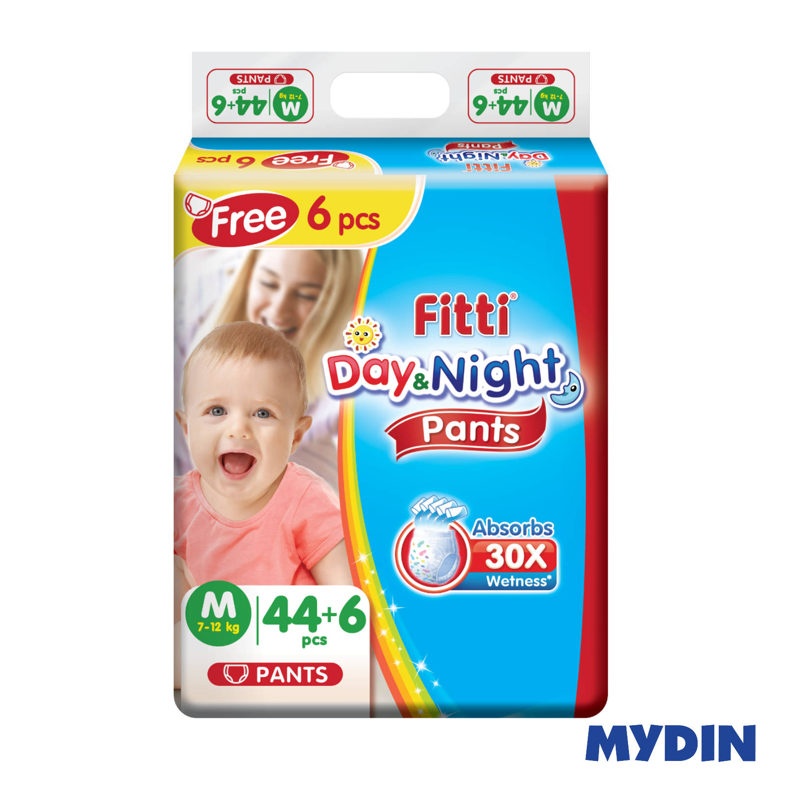 Fitti Day & Night Pants M50