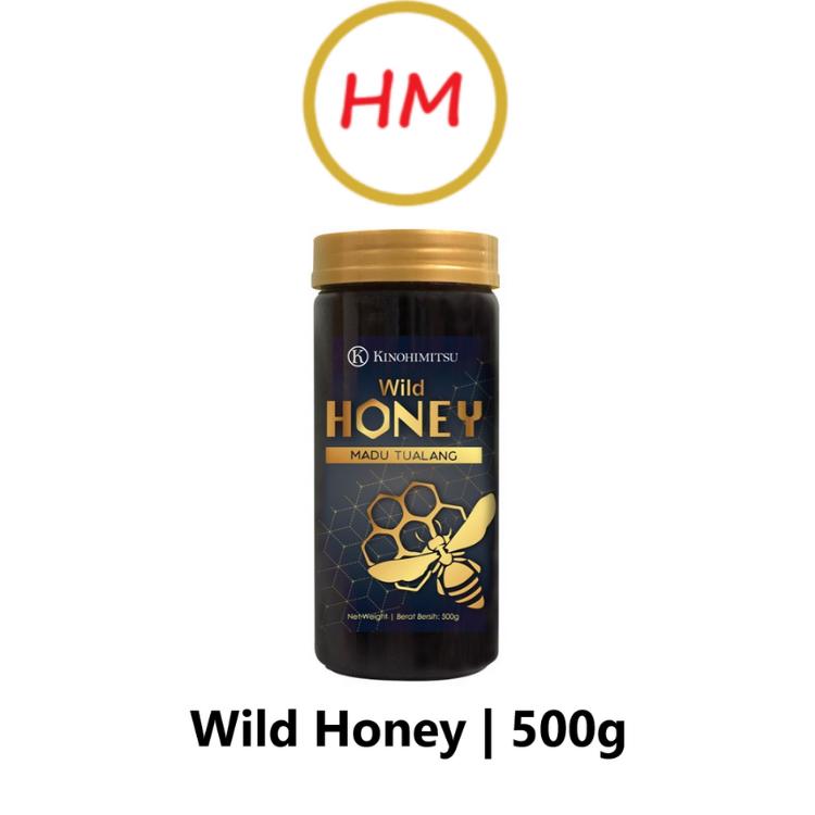 KINOHIMITSU Wild Honey 500g