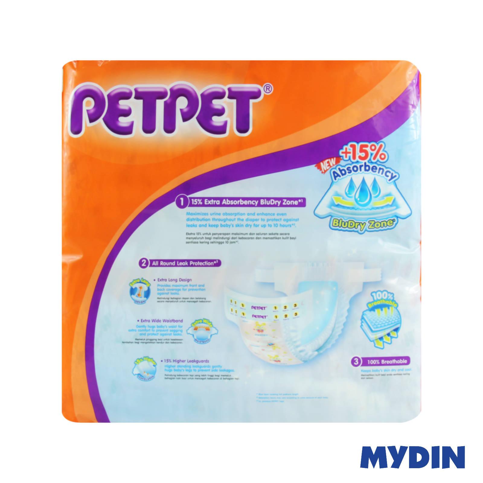Pet Pet Diapers Mega L58 (4 Packs)