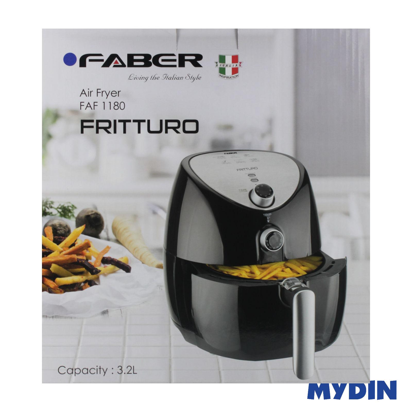 Faber Air Fryer 3.2L FAF 1180