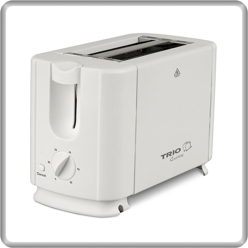 Trio 4 Slice POP-UP Toaster Pembakar Roti TTS-664 TTS664
