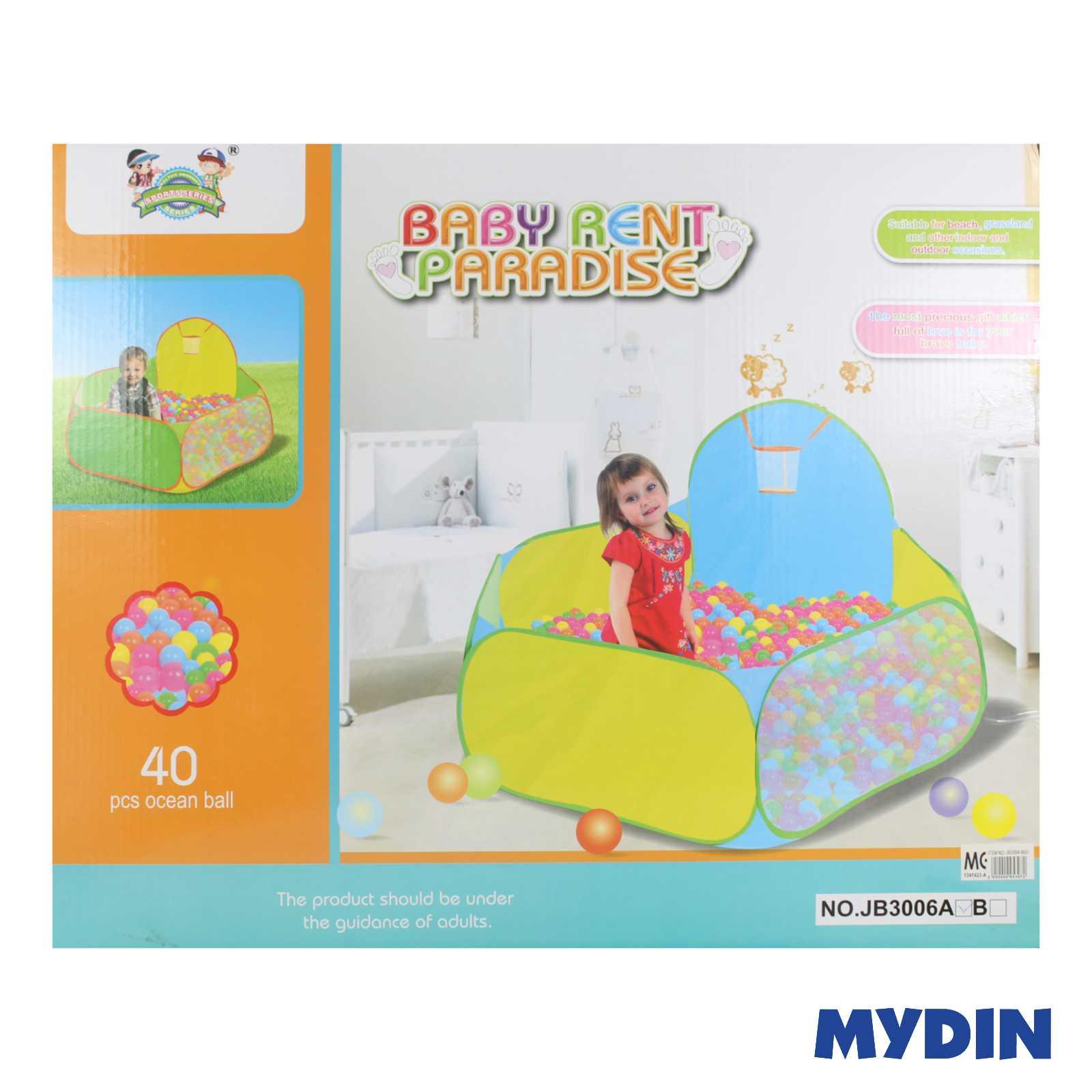 Baby Rent Paradise JB3006A-5620