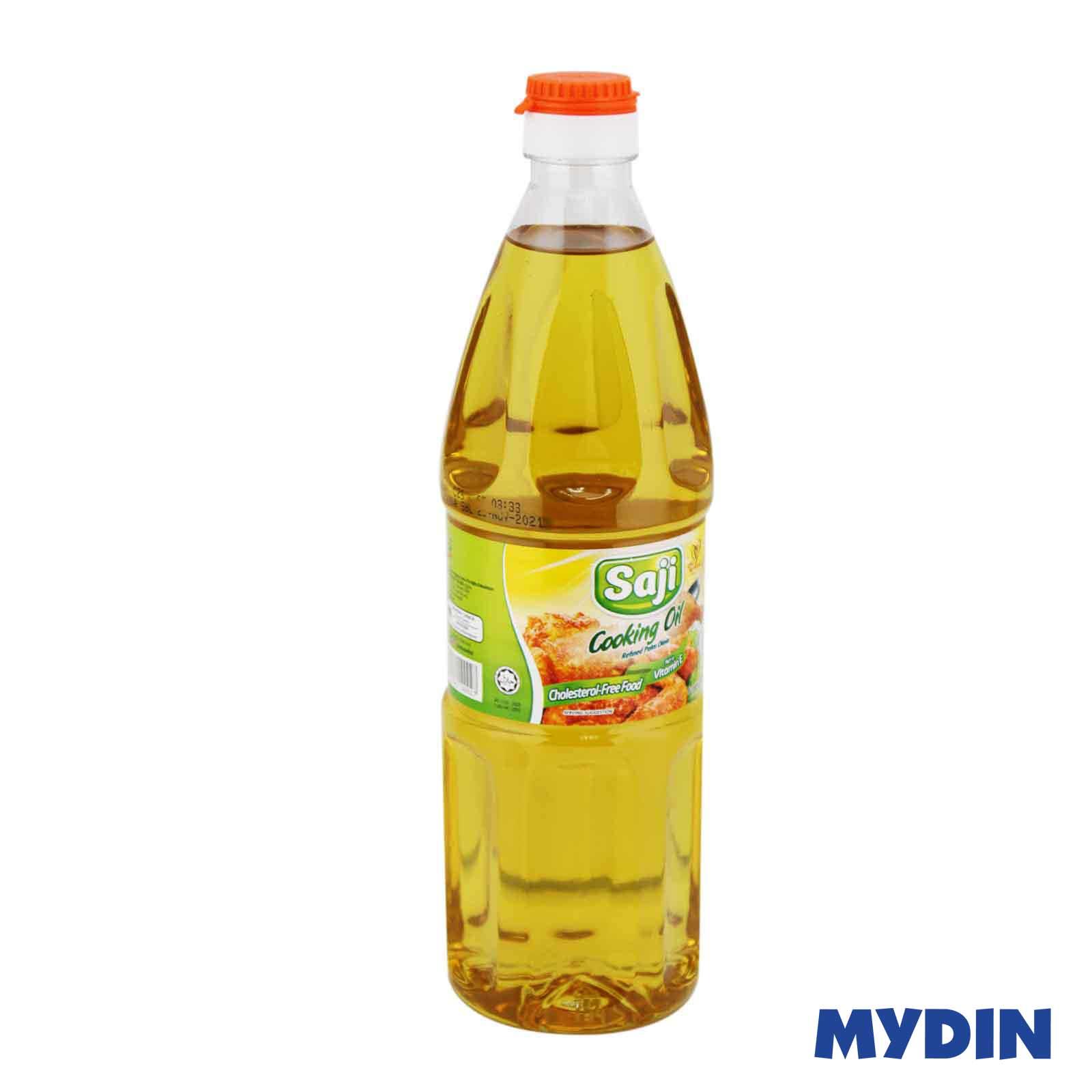 Saji Cooking Oil (1Kg)