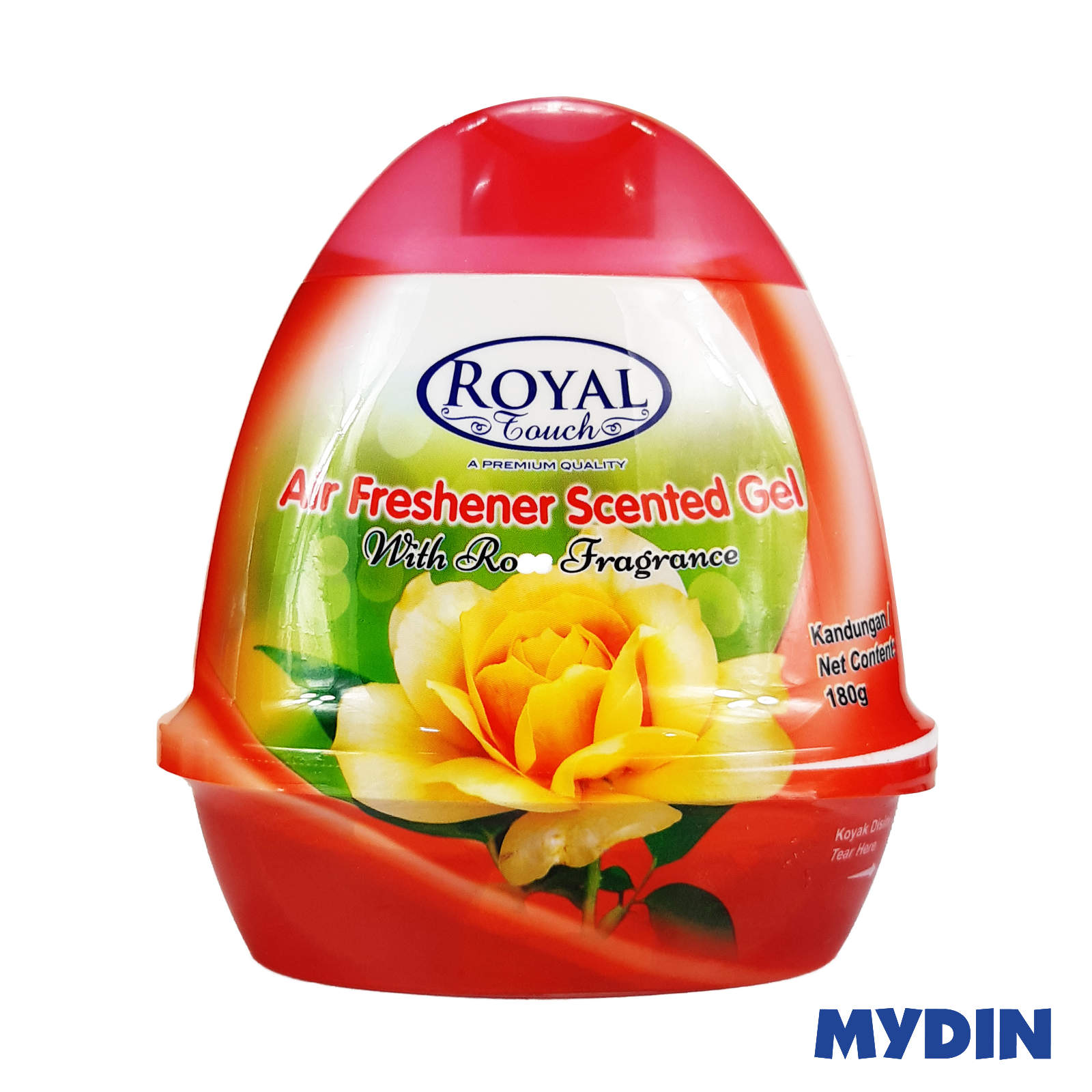 Royal Touch Air Freshener Scented Gel 180g (5 Variants)