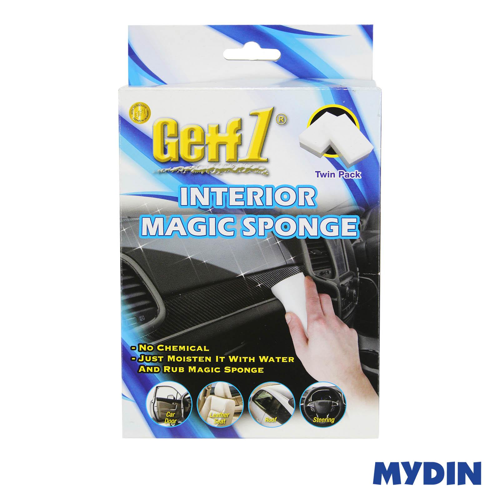 Getf1 Auto Care Interior Magic Sponge