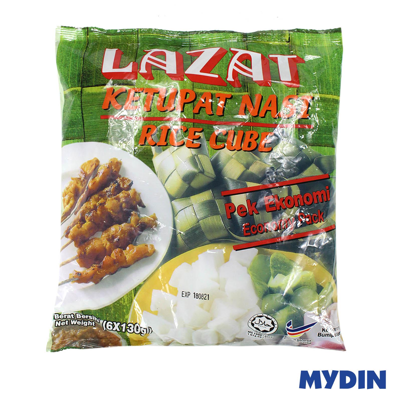 Adabi Lazat Ketupat Rice 6Sx130g