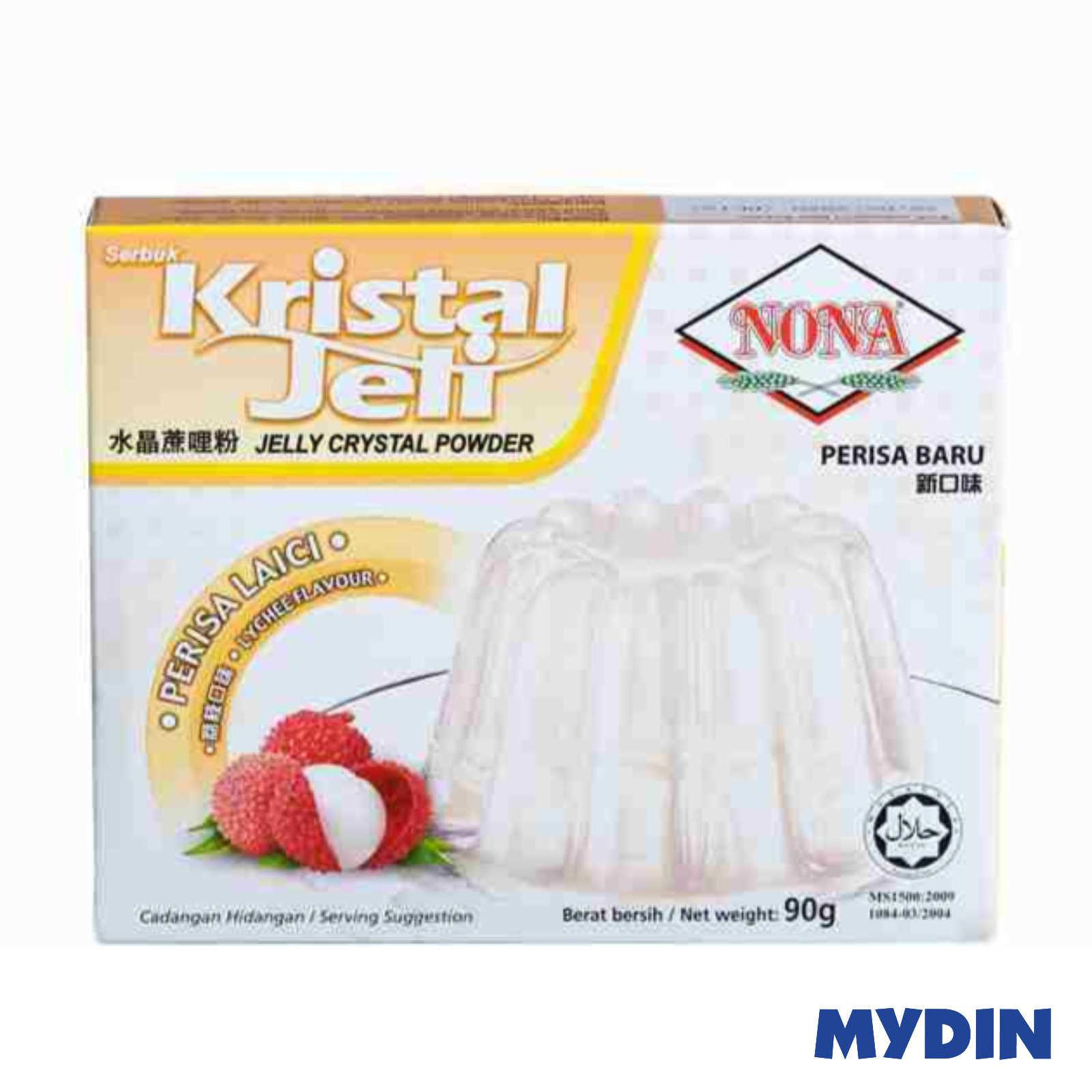 Nona Crystal Jelly 90g - Lychee