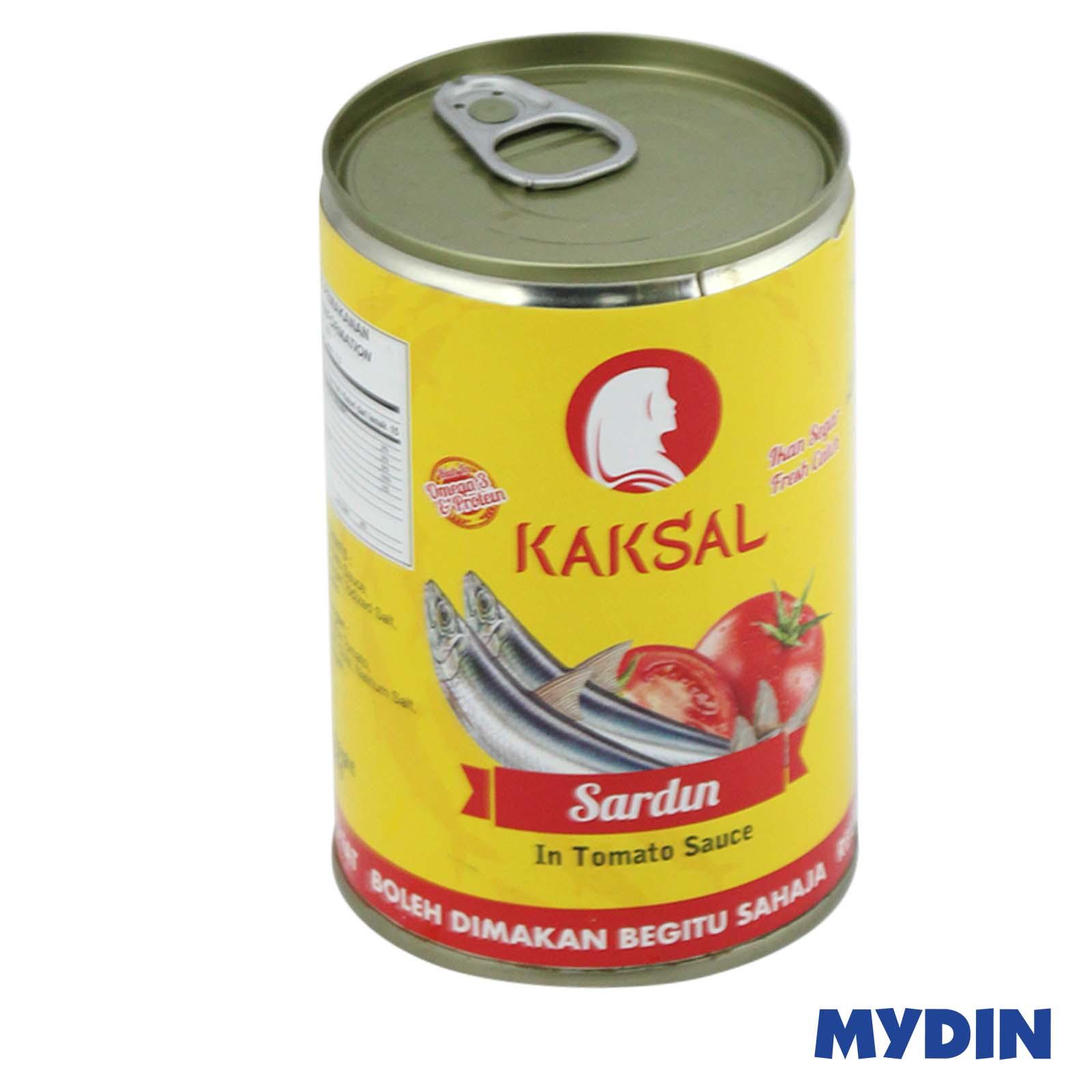 Kak Sal Sardine in Tomato Sauce (425g)