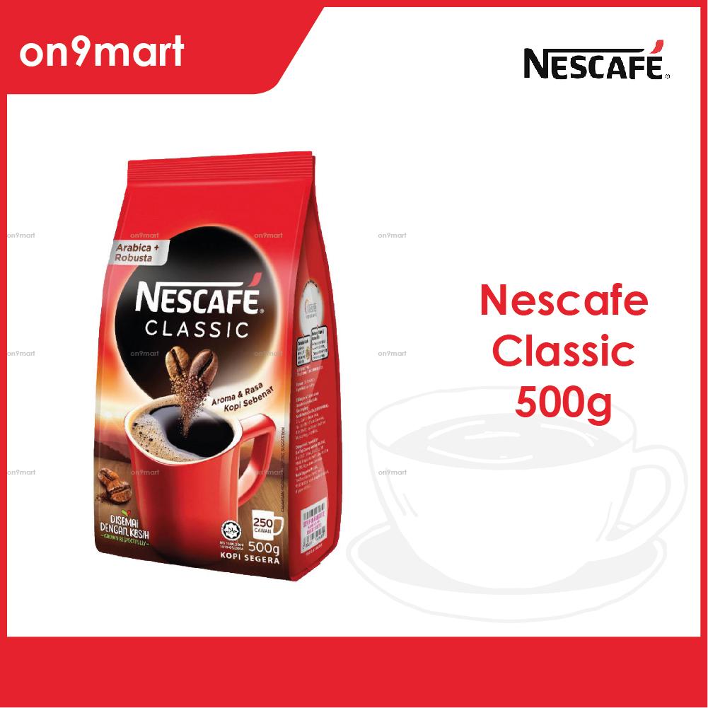NESCAFE Classic Refill Pack 500g