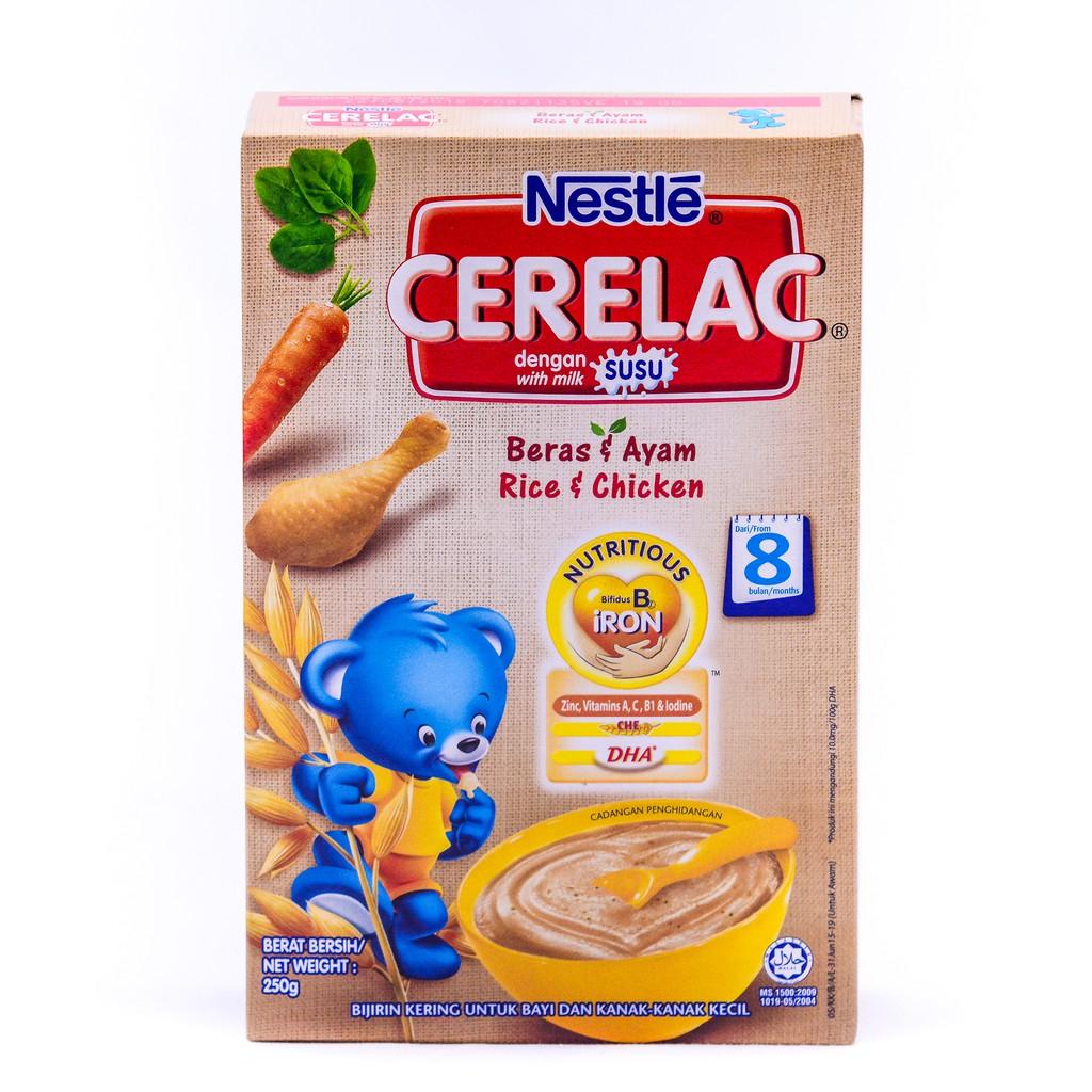 Nestle Cerelac - Rice & Chicken (250g)