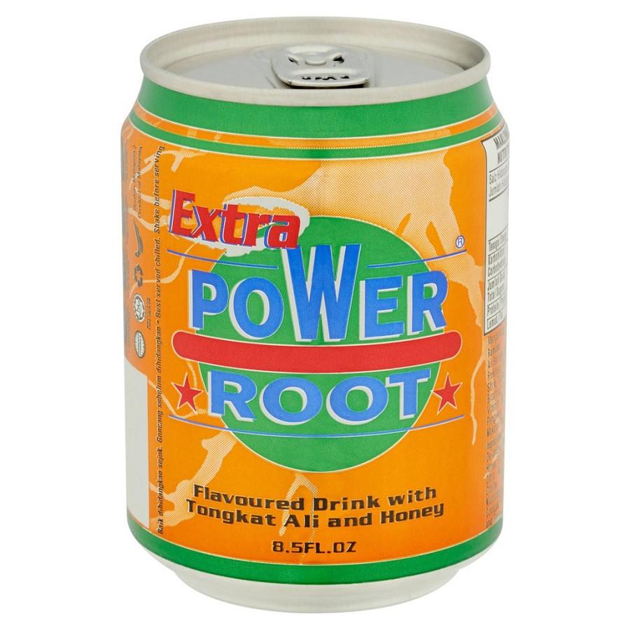 Power Root Energy Drink Honey (250ml x 6)