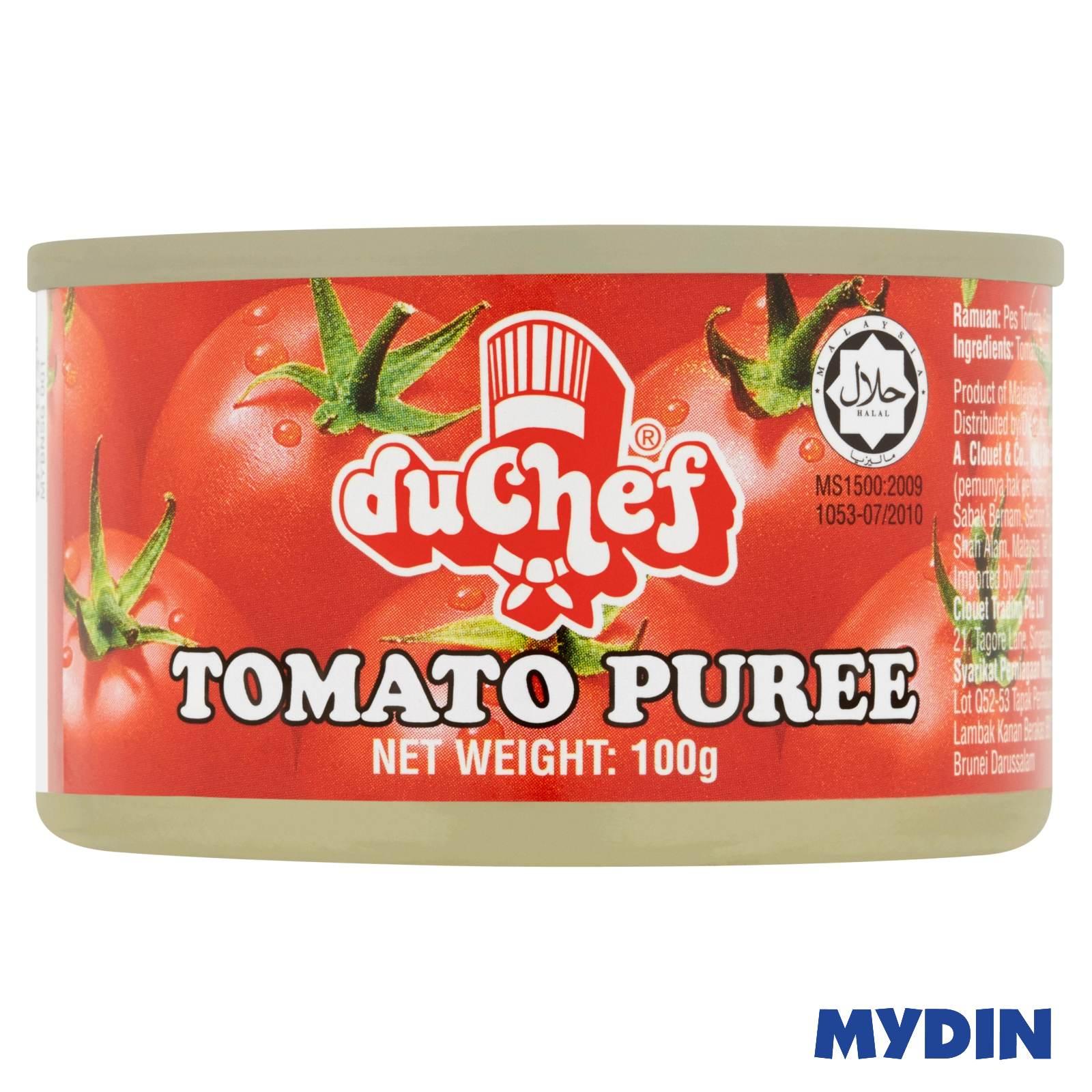 DuChef Tomato Puree 100g