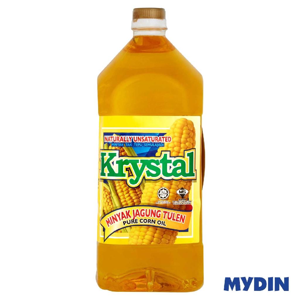 Krystal Pure Corn Oil (2kg)