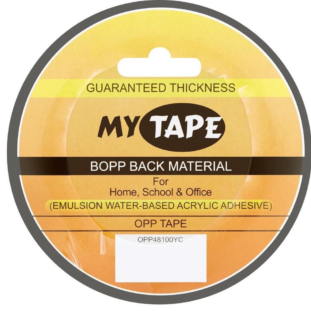 My Tape Opp Tape OPP48100YC