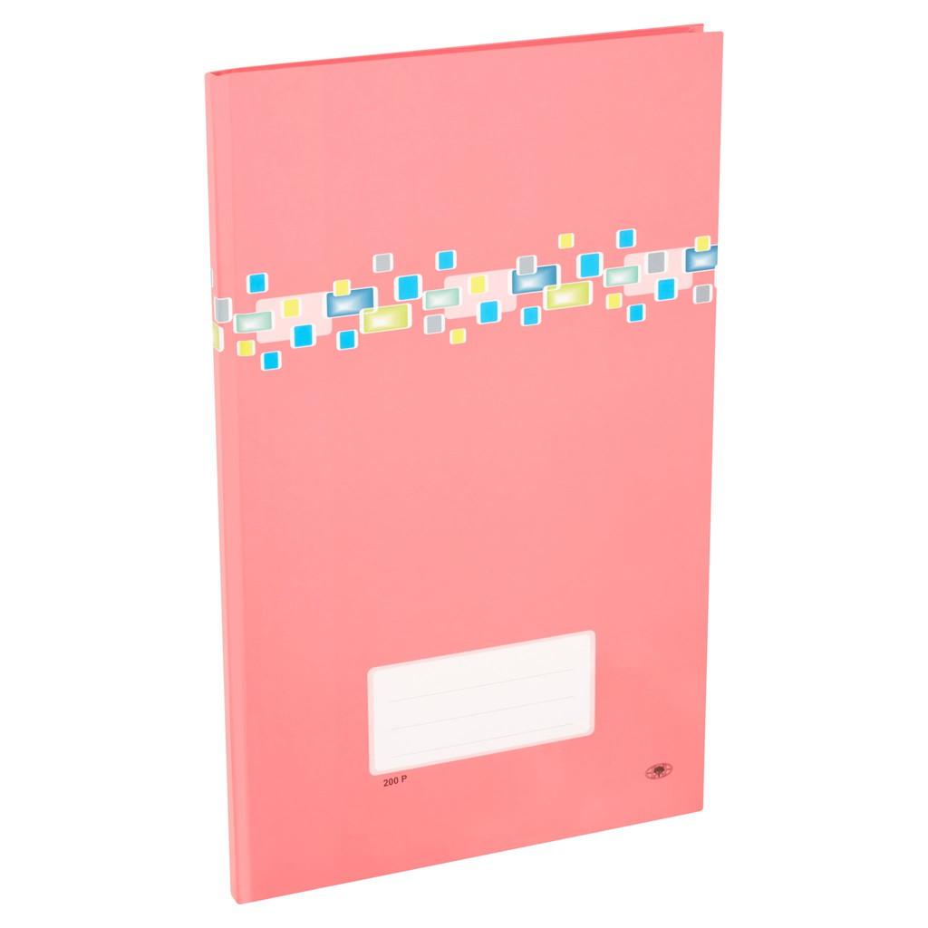 Muda Hard Cover Note Book 33cm X 21cm (200s x 3) HFC209W