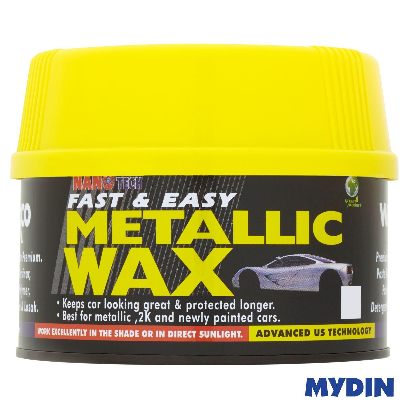 Waxco Metallic Wax (320g)