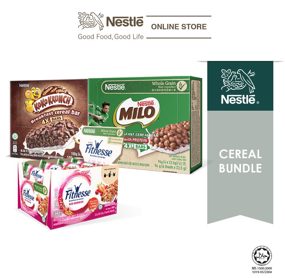 Cereal Bundle