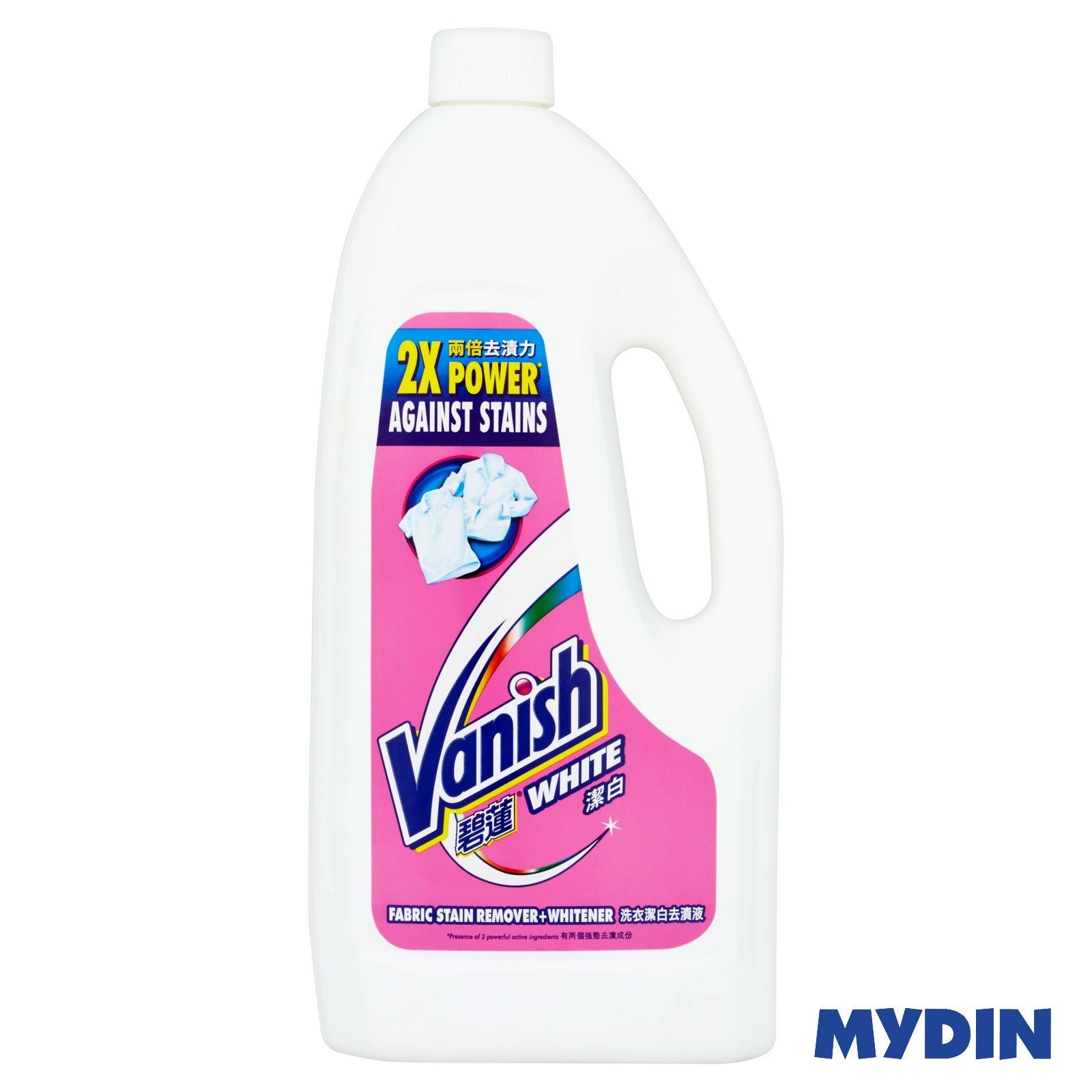 Vanish Liquid Fabric Stain Remover 1L - 2 Variants