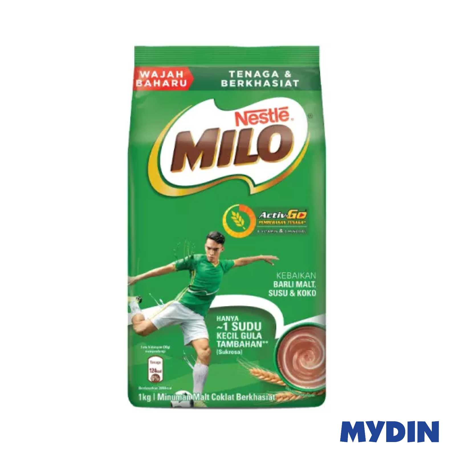 Nestle Milo Activ-Go FOC 100g (1.1Kg)