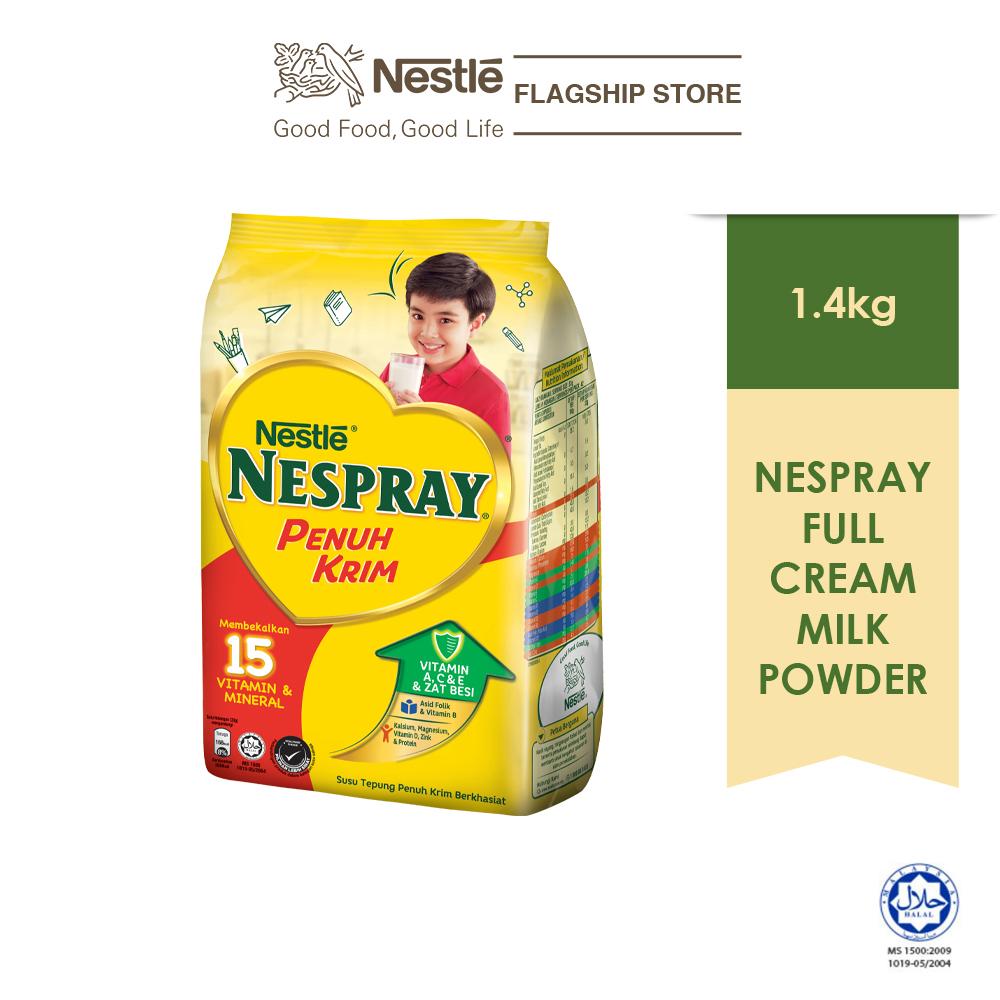 NESPRAY Full Cream Softpack 1.4kg