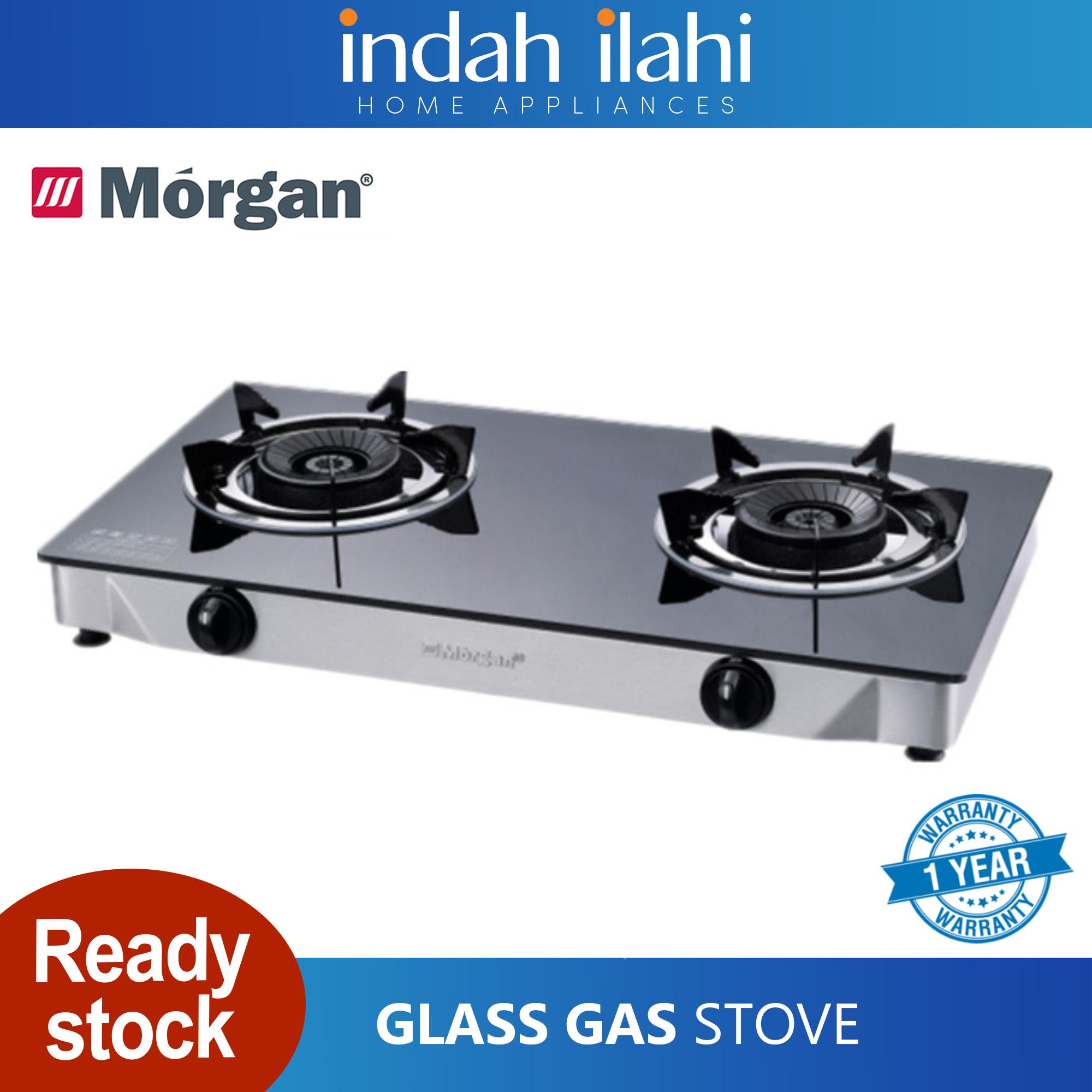 Morgan Gas Stove Glass Top MGS-8312G