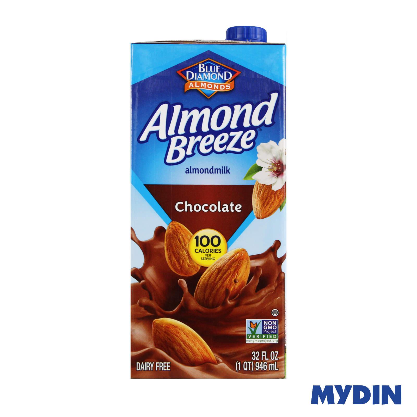 Blue Diamond Almond Breeze Almondmilk (946ml) - 3 Variants