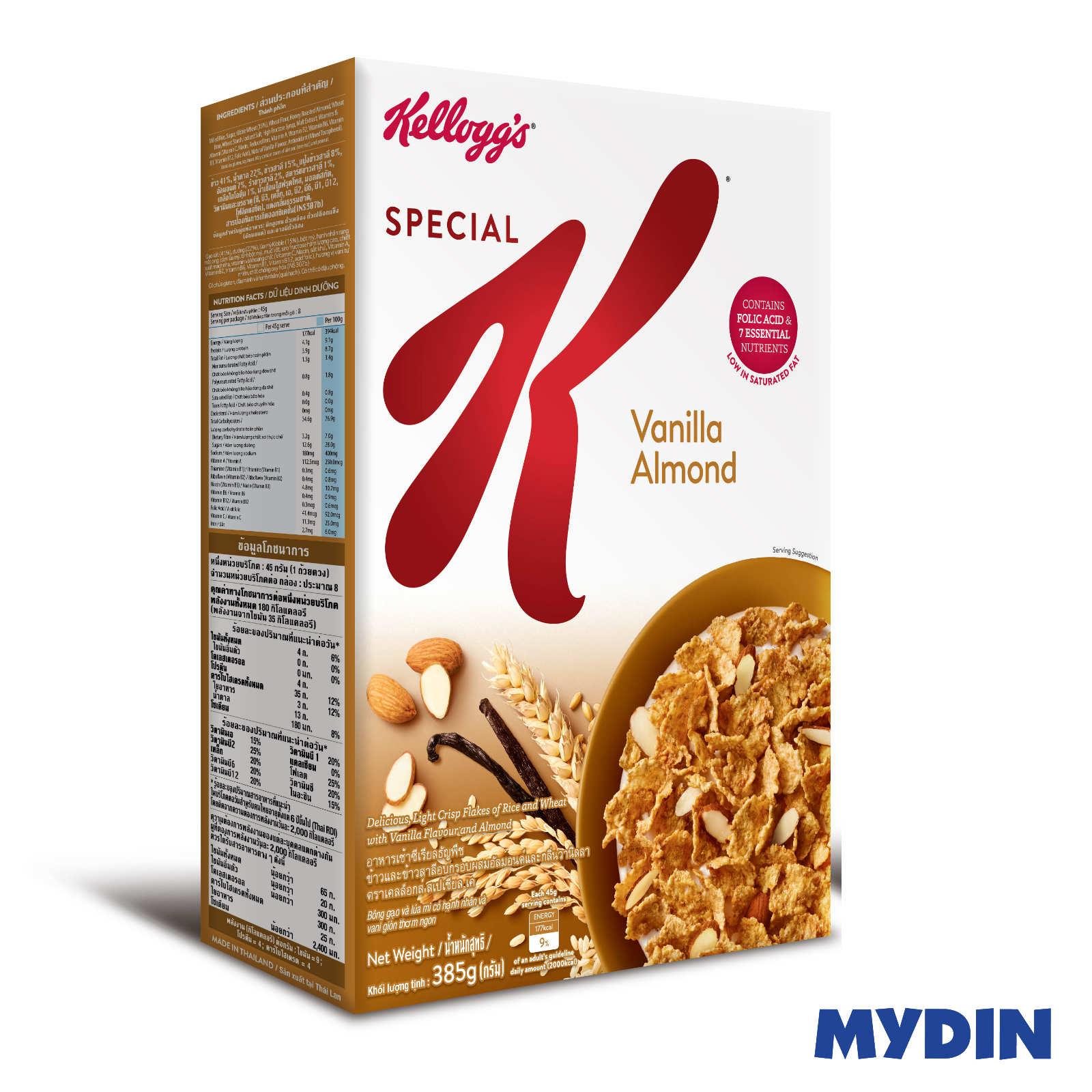 Kellogg's Special K Vanilla & Almond (385g)