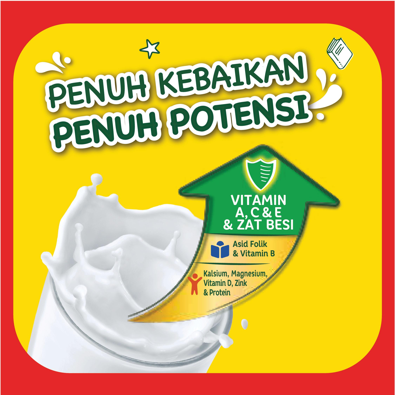 NESPRAY Full Cream Powder Softpack 480g