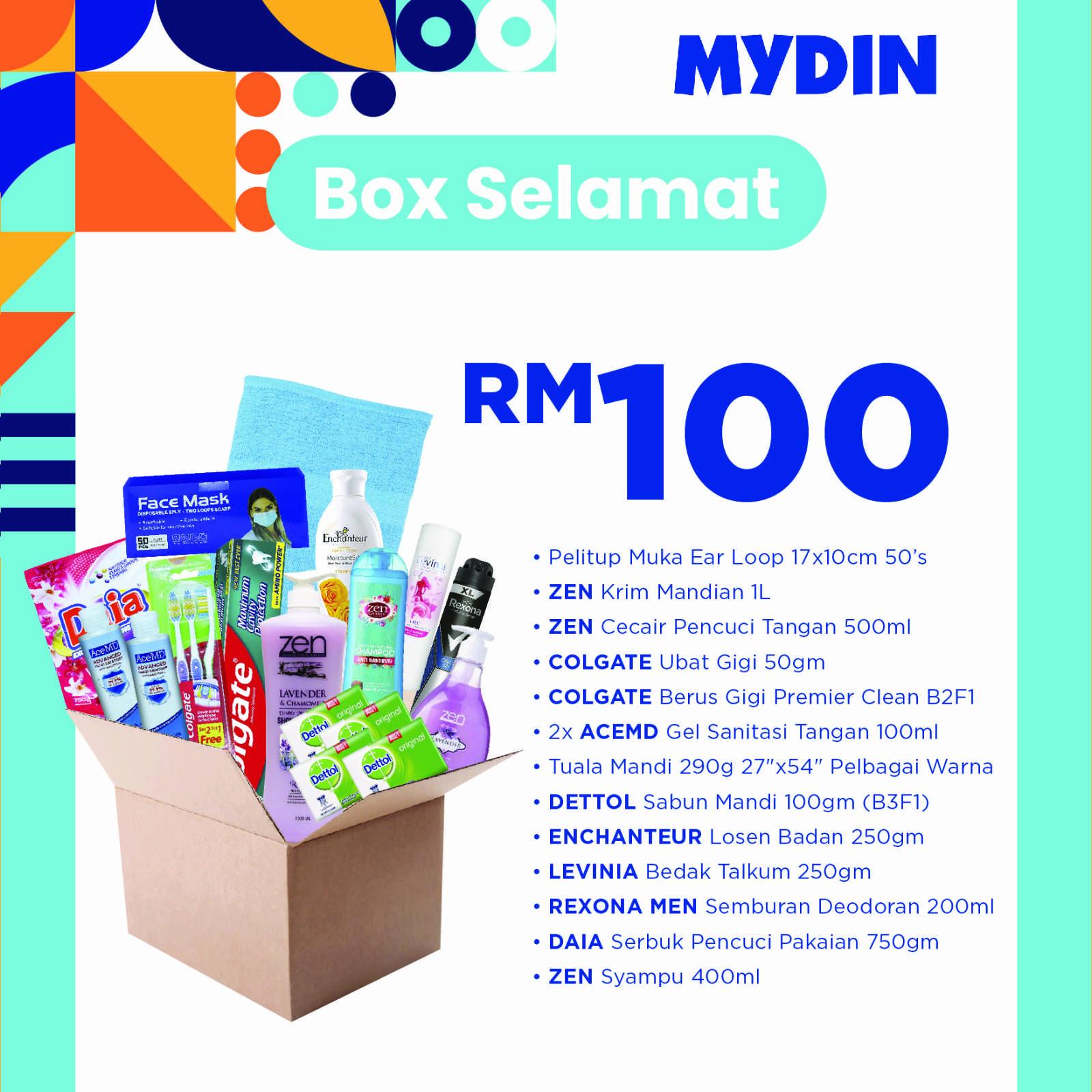 Selamat Combo Box (14 items)