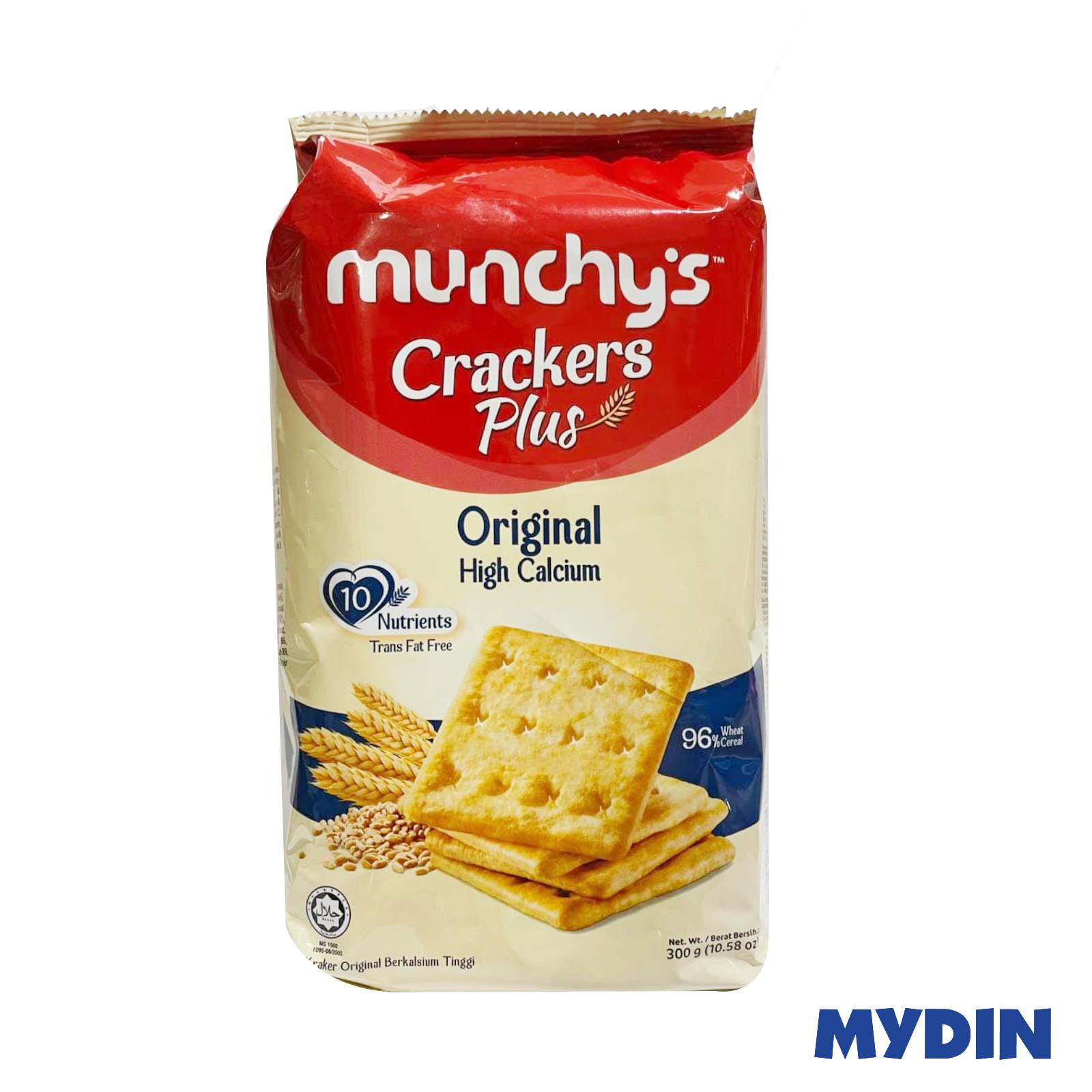 Munchy's Cracker Plus Original High Calsium 300g