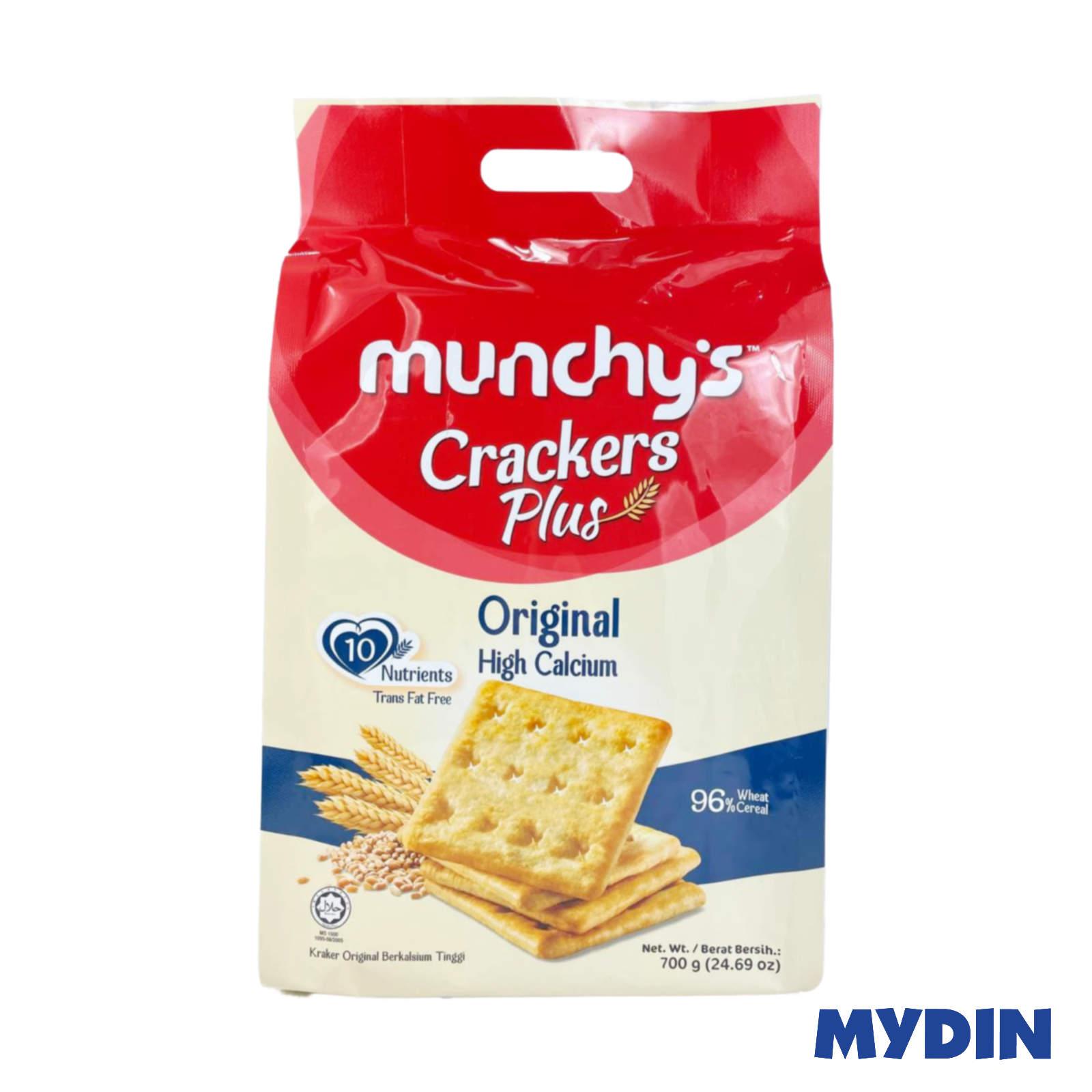 Munchy's Cracker Plus Original High Calsium 700g