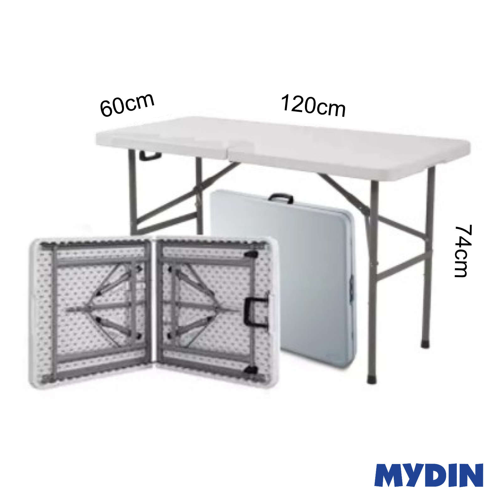 My Home Fold In Table HDPE KTHD-4FT