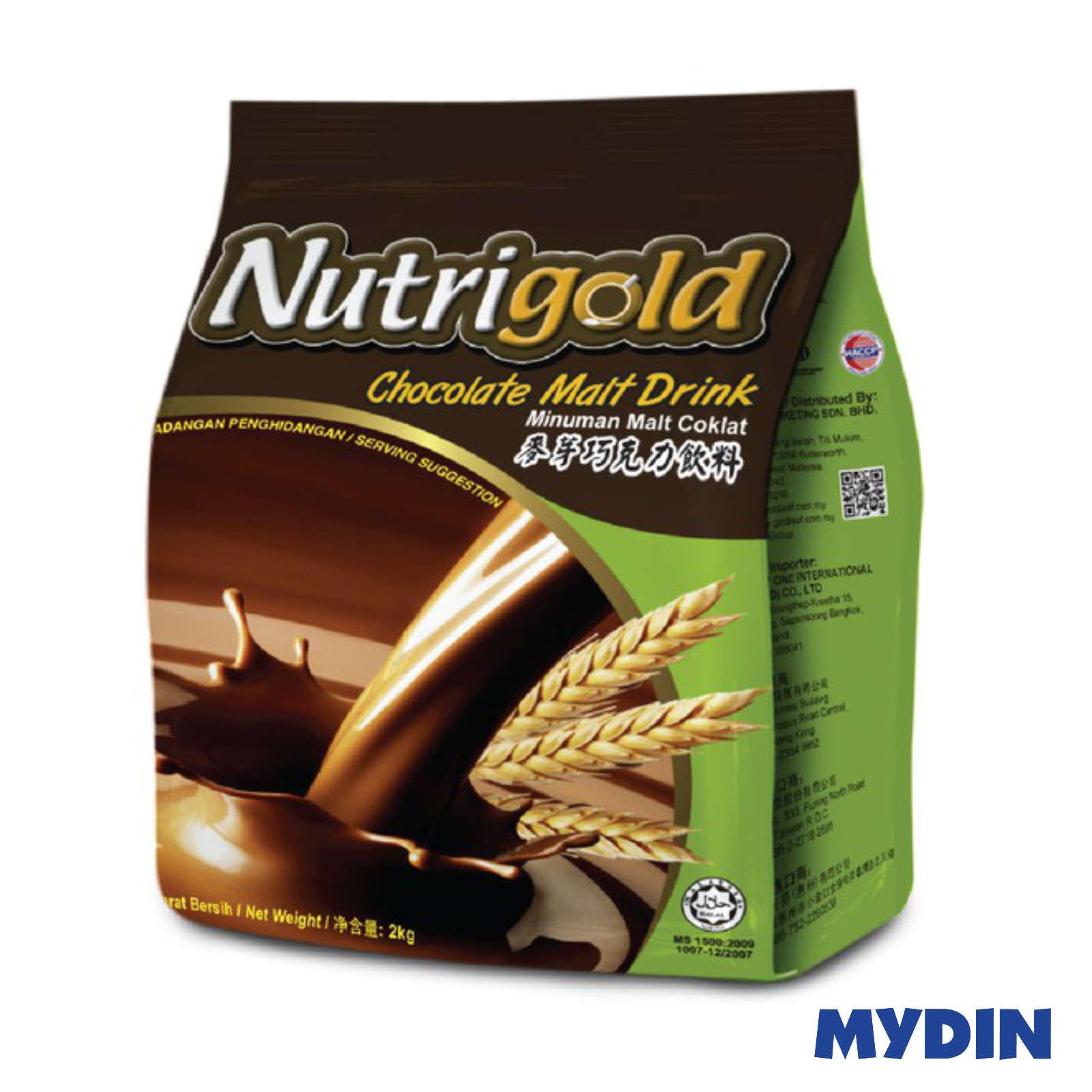 Nutrigold Chocolate Malt Drink (2Kg)