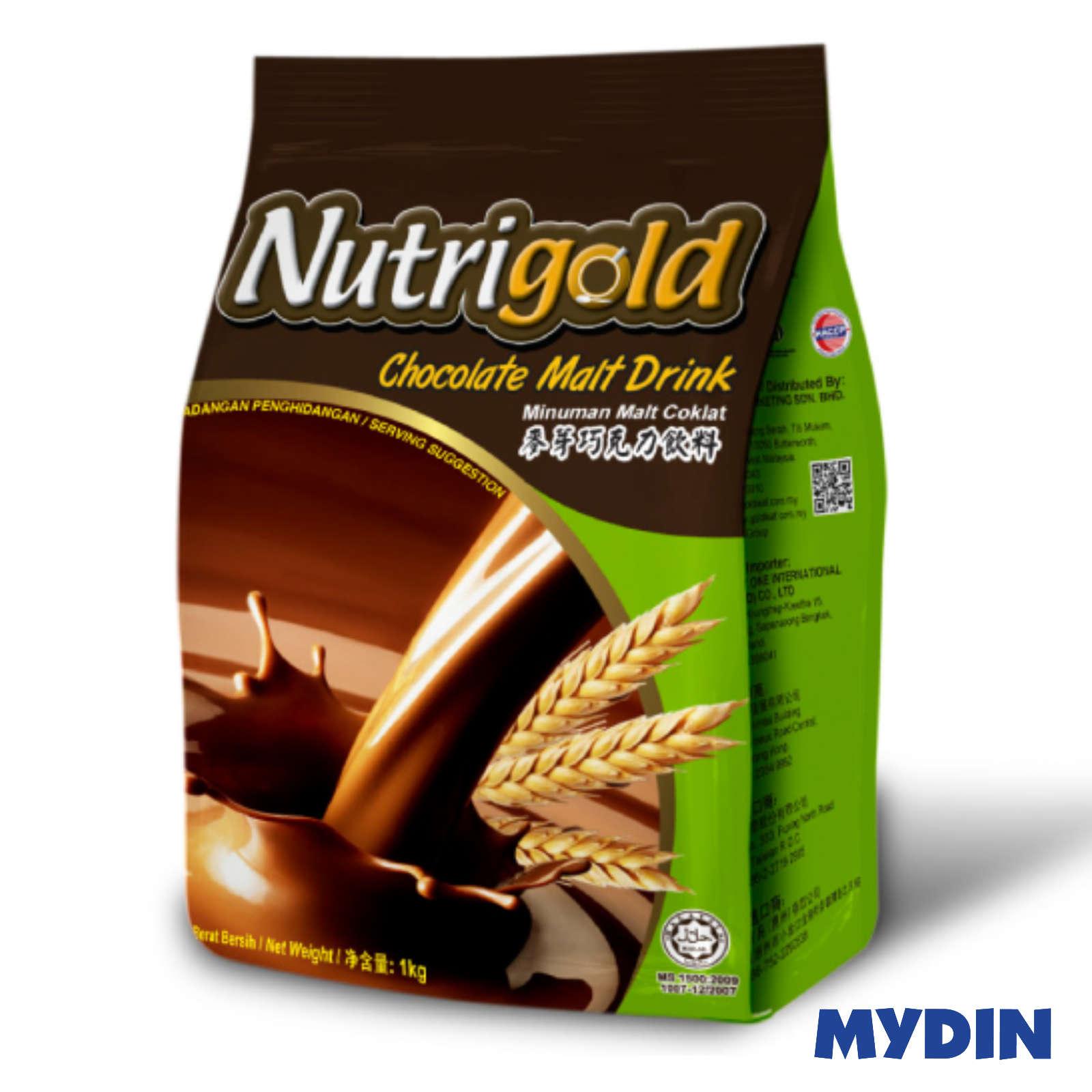 Nutrigold Chocolate Malt Drink (1Kg)