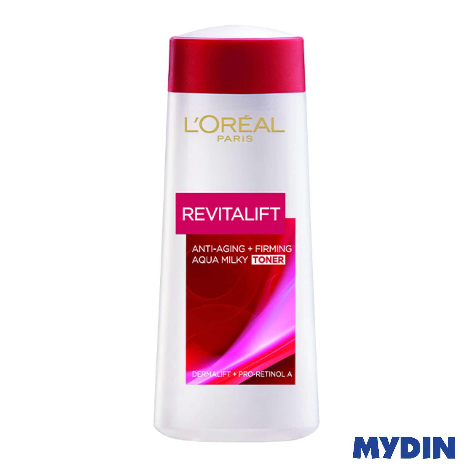L'Oreal Paris Revitalift Aqua Milky Toner (200ml)