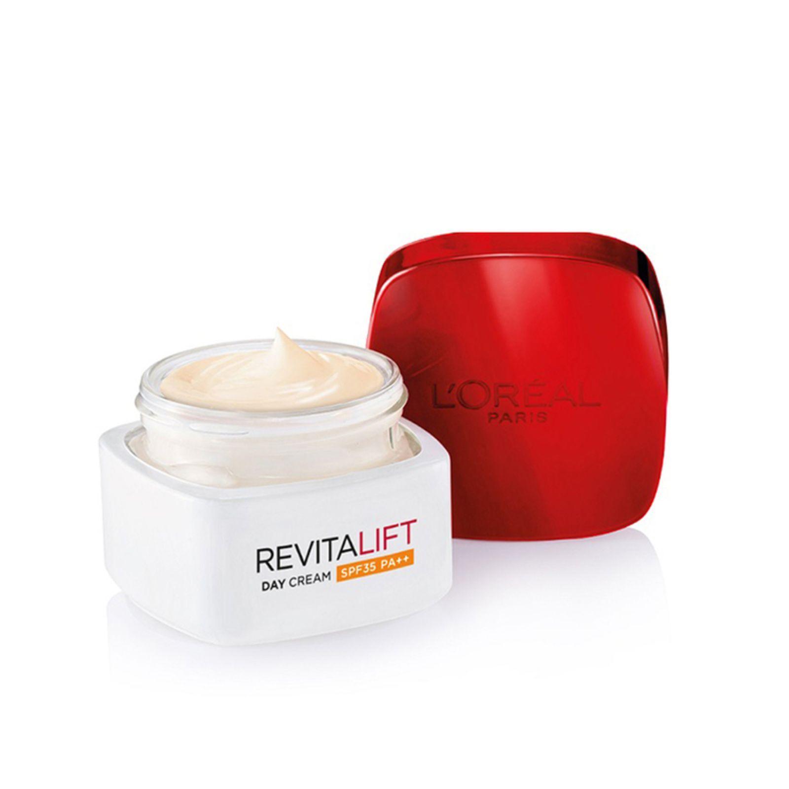 L'Oreal Paris Revitalift Day Cream SPF35 (50ml)