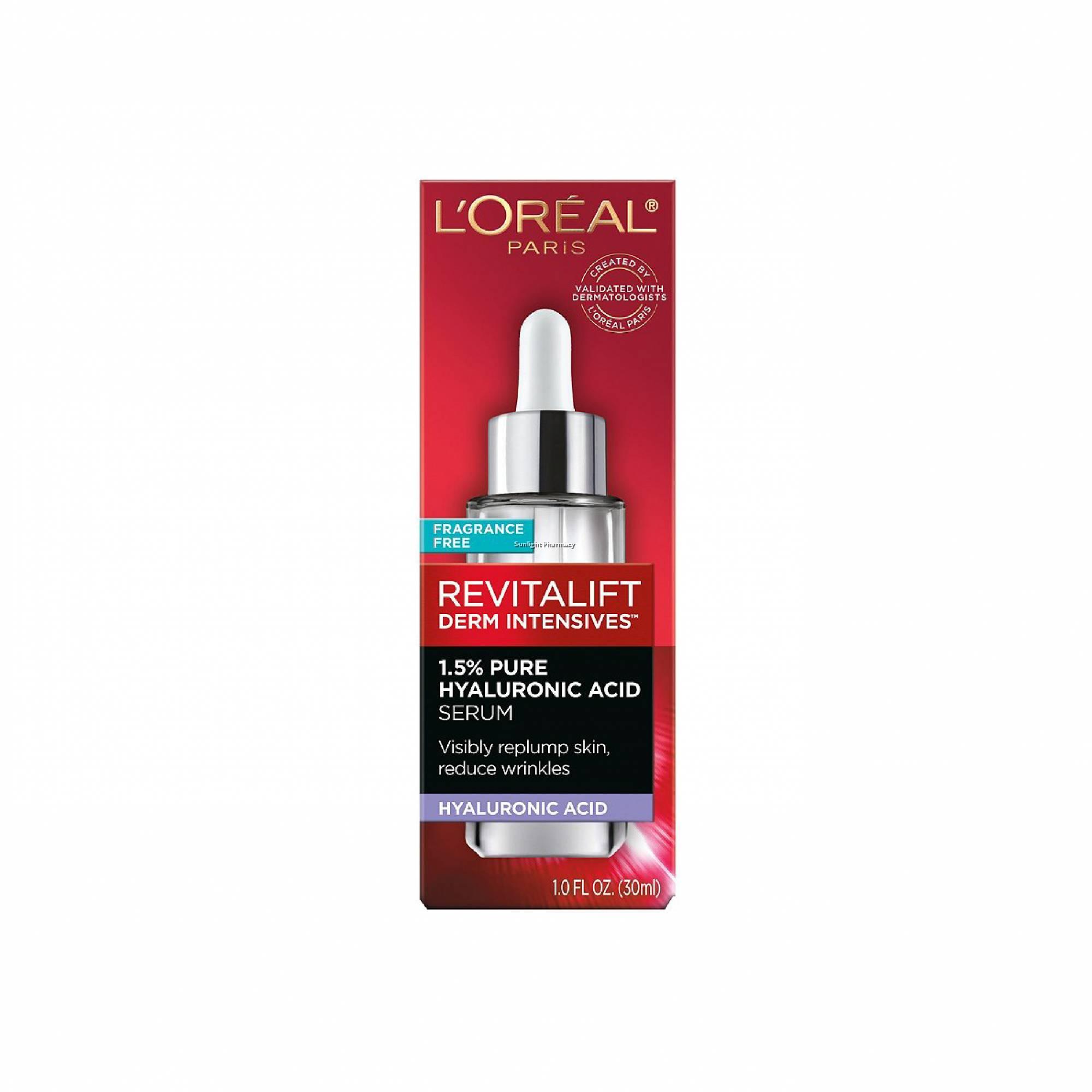 L'Oreal Paris Revitalift Hyaluronic Acid Plumping Serum 30ML