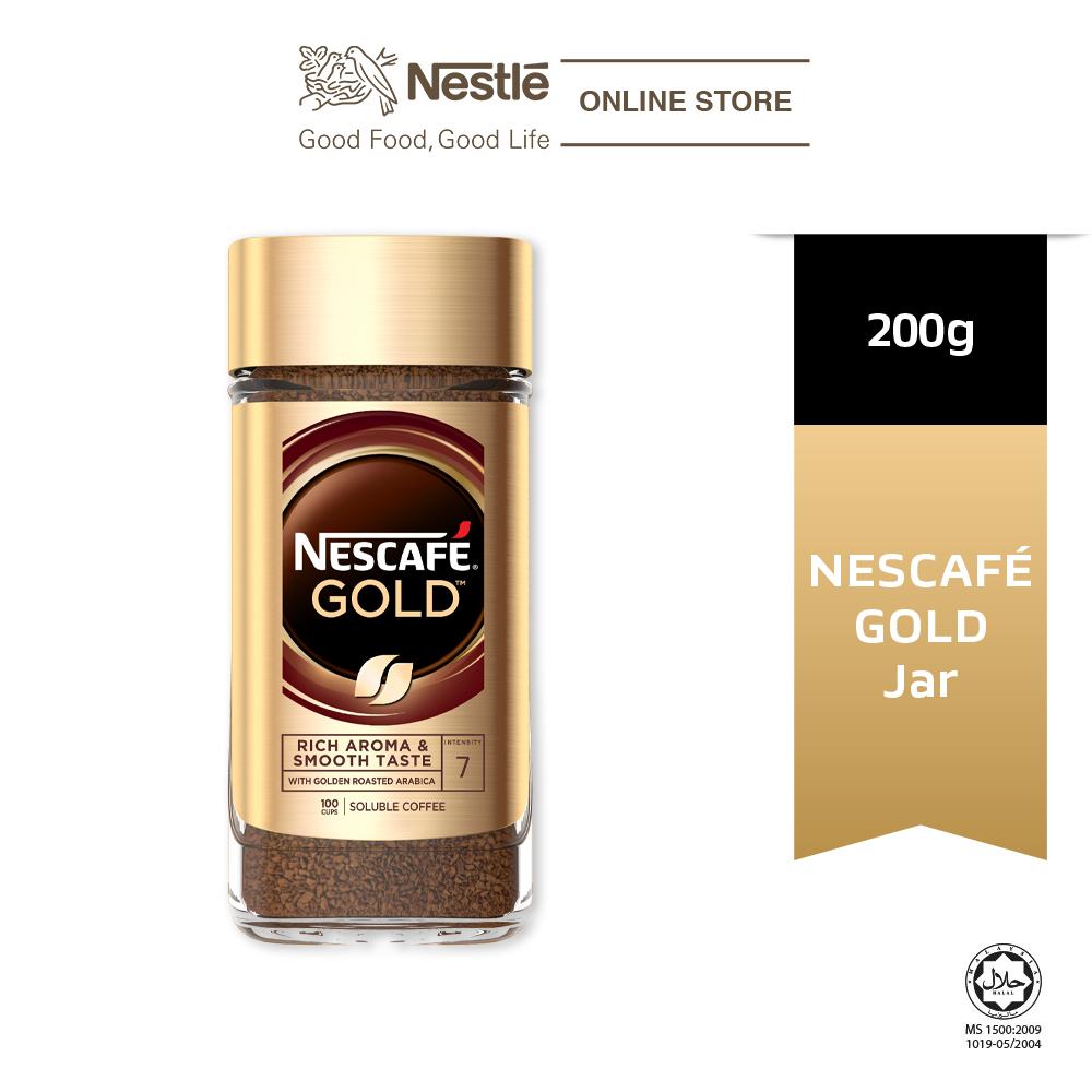 NESCAFÉ Signature GOLD Coffee Jar 200g