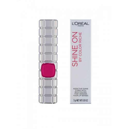 L'Oreal Paris Color Riche Shine Stick Lipstick - #909 Prune Rebelle