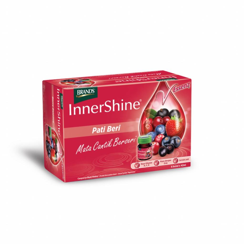 BRAND'S Innershine Berry Essence (6 x 42ml)