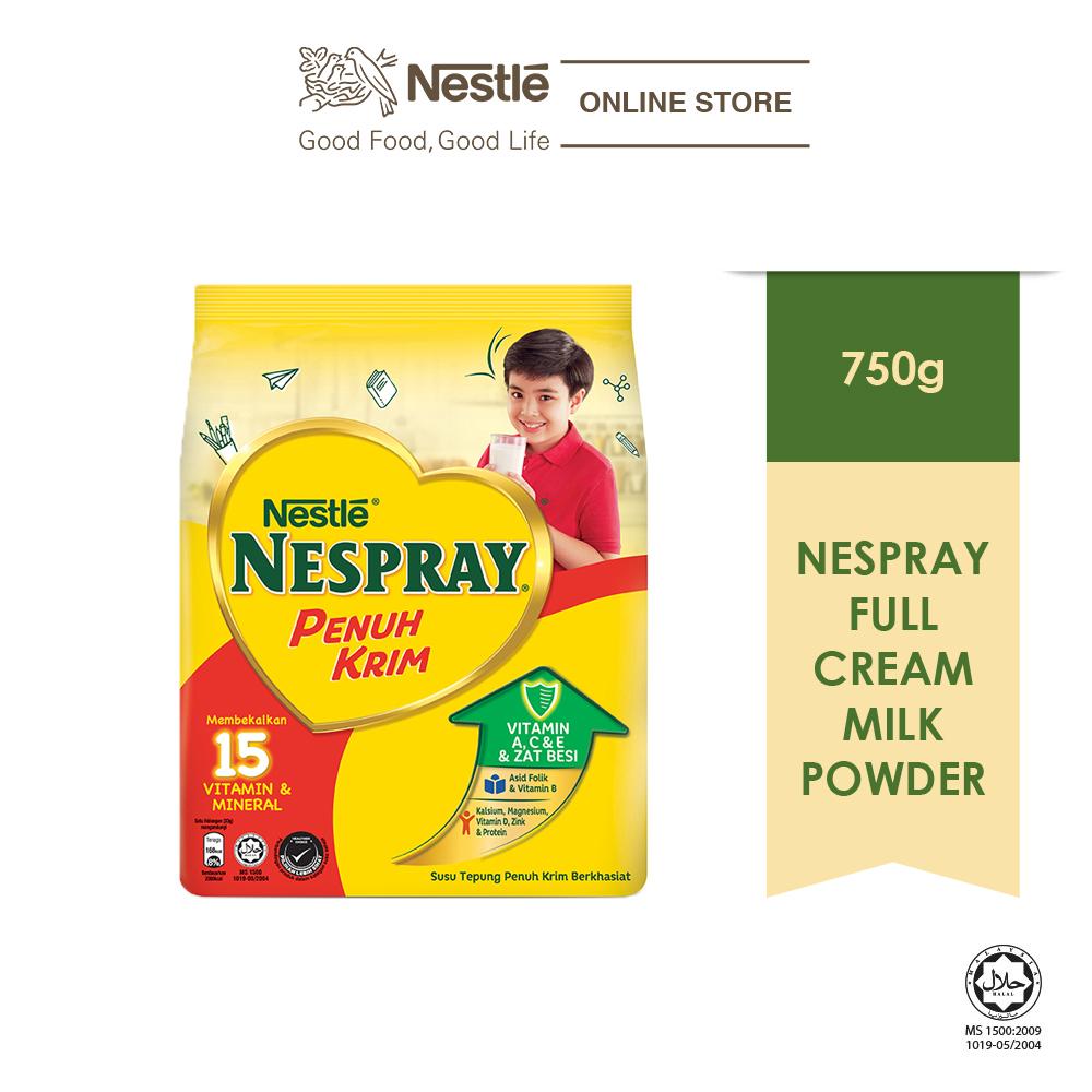 NESPRAY Full Cream Softpack 750g
