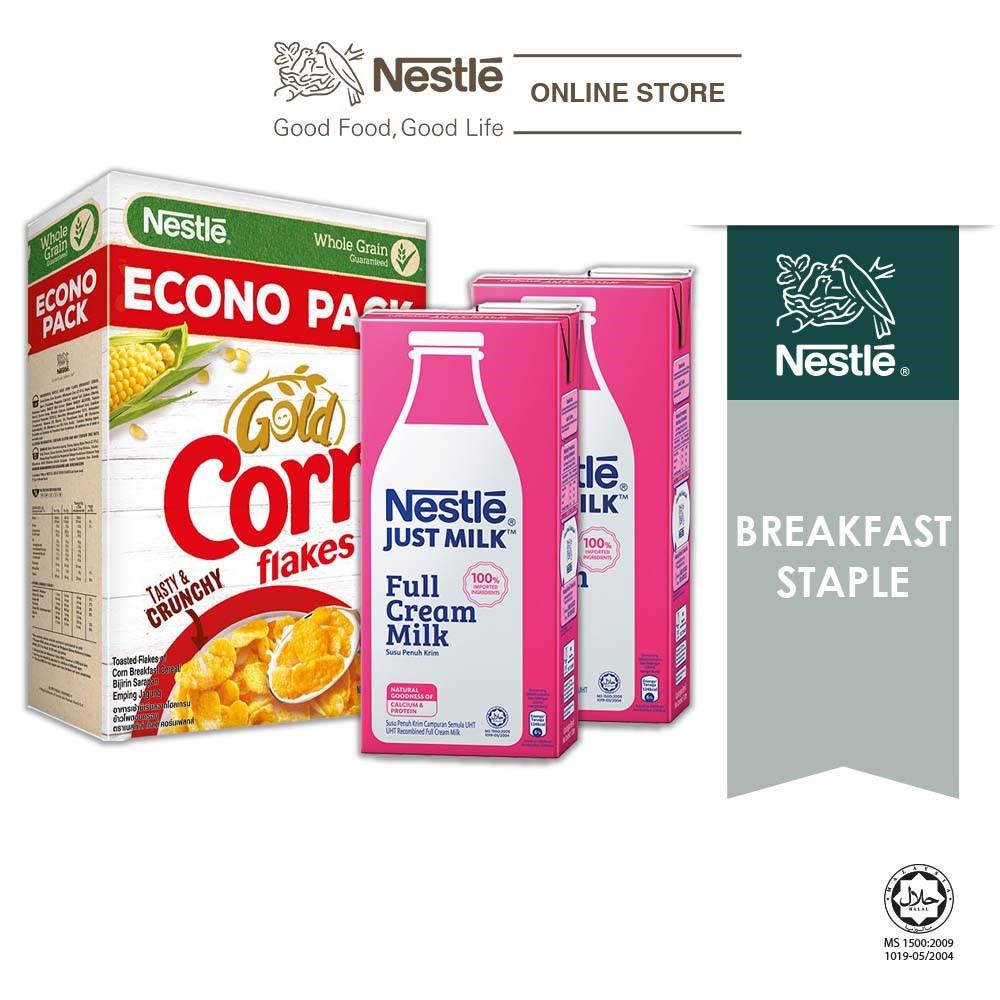 Breakfast Staple Bundle [Malaysian Favourite]