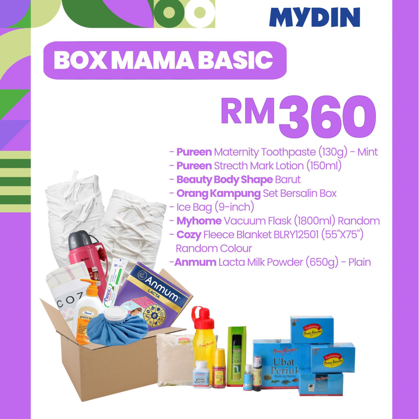 Box Mama Basic (8 items)