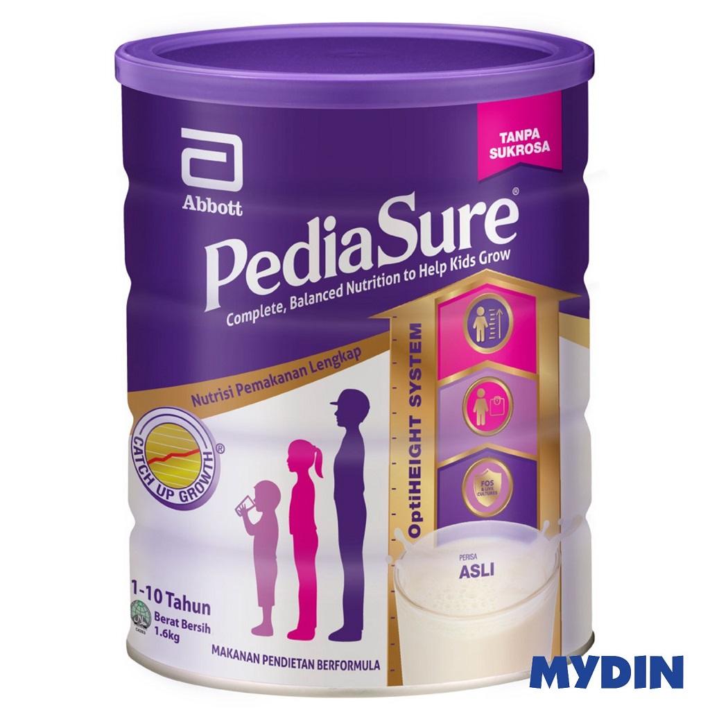 PediaSure OptiHEIGHT Milk Powder (1.6kg) - Asli